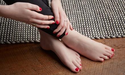Sara Daley at Polished Nail and Beauty Boutique