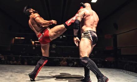 NWA Wrestling Revolution