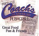 Coach's Pub & Grill