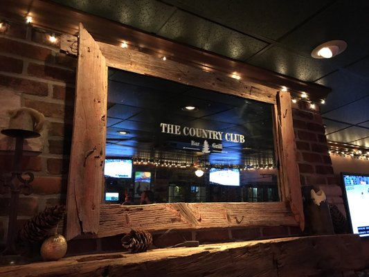 The Country Club Bar & Grill