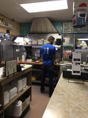 Madison Diner@ The Madison Bowl