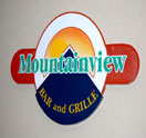 Mountainview Bar and Grille Located