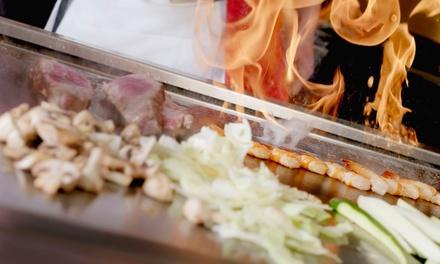 Kobe Hero Japanese Steak & Sushi