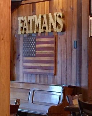 Fatman's Pizza Pub & Sports Bar