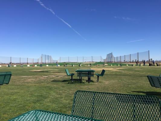 Birdies Restaurant & Driving Range