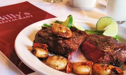 Billy's Restaurant