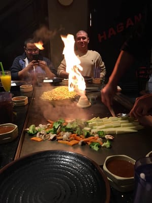 Hagane Hibachi & Japanese Grill