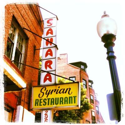 Sahara Cafe Restaurant and Spirits