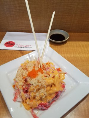 Shogun Japenese Seafood & Steakhouse -located