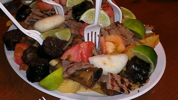 Colombian Cuisine Oiga, Mire, Vea