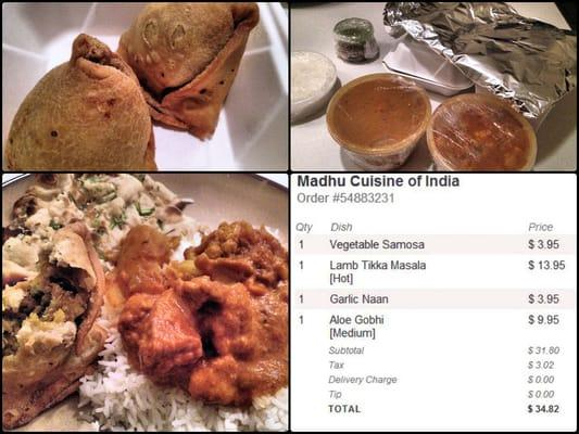 Madhu Cuisine Of India