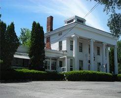 Orchard Hall Restaurant