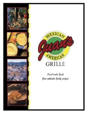Juan's Mexican Grill inside Comstock Casino