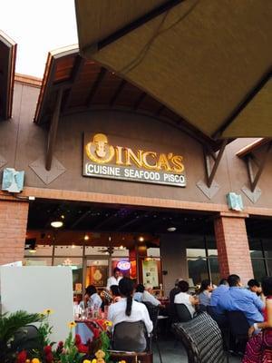 Inca's Peruvian Cuisine