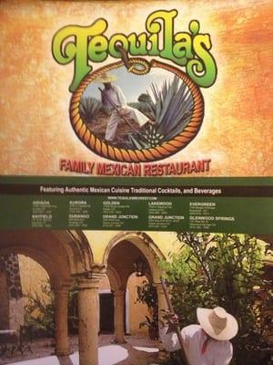 Tequila's Family Mexican Restaurant