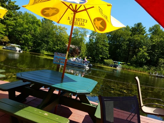 Backwater Bar & Grille