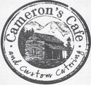 Cameron's Cafe and Custom Catering