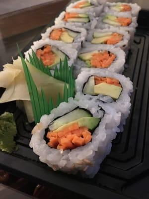 Sushi and Asian Cuisine