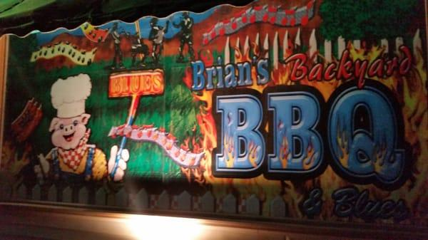 Brian's Backyard BBQ and Blues
