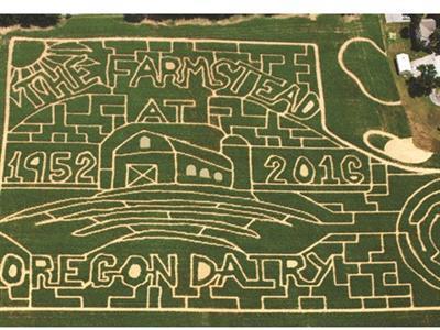 Oregon Dairy