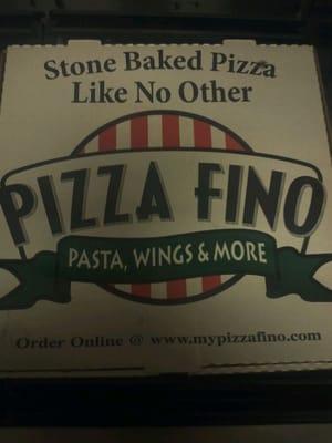 Pizza Fino Grand Parkway
