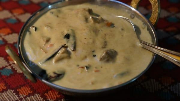 Himalaya Cuisine of Nepal, India & Tibet