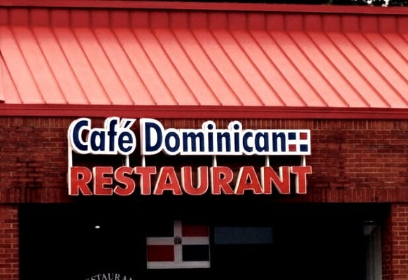 Cafe Dominican Restaurant