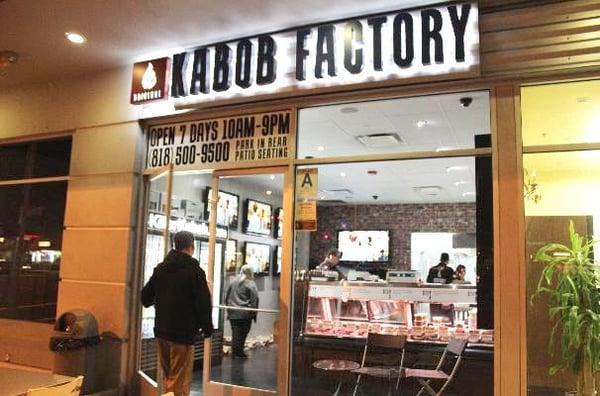Original Kabob Factory