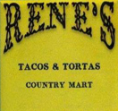 Rene's Tacos and Tortas Country Mart