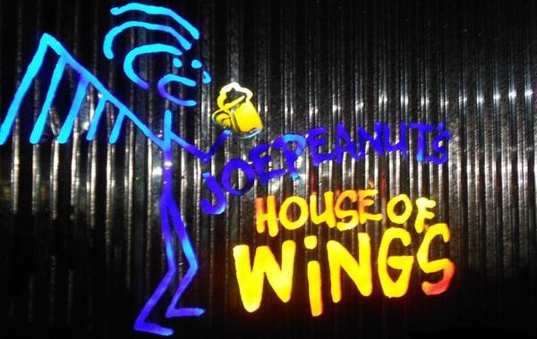 Joe Peanuts House of Wings