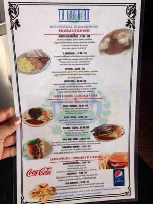 Las Champas Pupuseria Restaurant