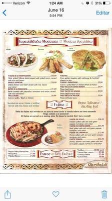 Garibaldi's Restaurant & Night Club