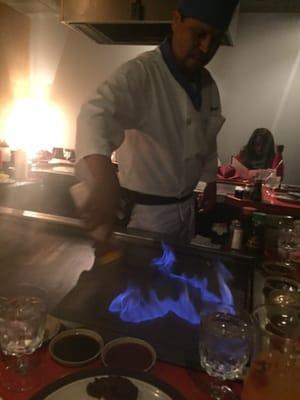 Kobe Steaks Japanese Restaurant