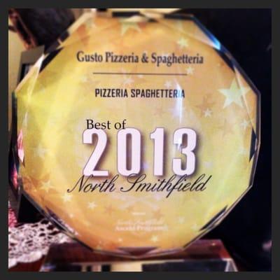 Gusto Pizzeria & Spaghetteria