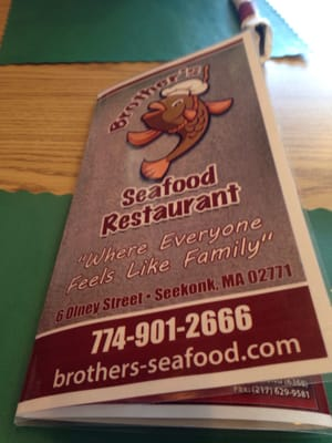 Brothers Seafood Restaurant