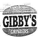 Gibby's Grinders