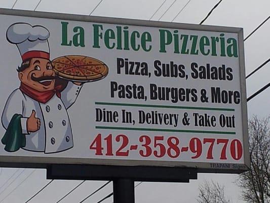 La Felice Pizzeria
