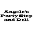Angelo's Party Stop and Deli