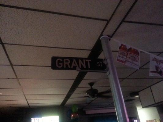 Grant Street Bar and Grill