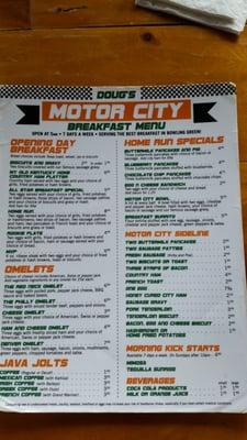 Doug's Motor City Bar and Grill