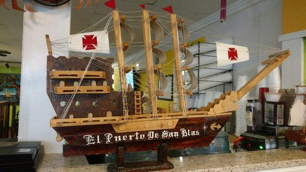El Puerto de San Blas
