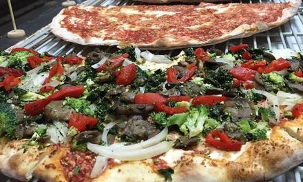 Lisa's Luna Pizza