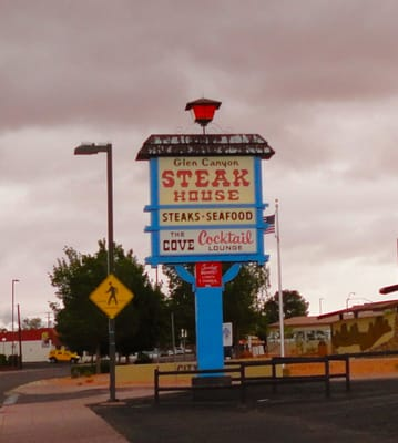 Glen Canyon Steak House