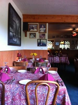 Arbor House Restaurant