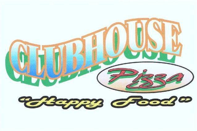 Club House Pizza