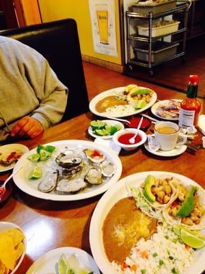 Cinco De Mayo Mexican Restaurant & Seafood