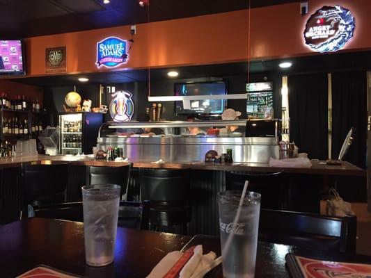 TK Sushi Restaurant