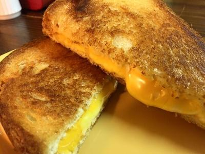 Cory's Grilled Cheese