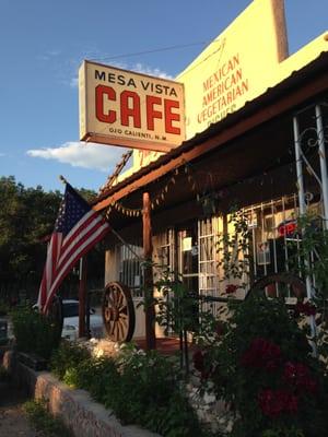 Mesa Vista Cafe