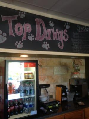 Top Dawgs Pub and Deli